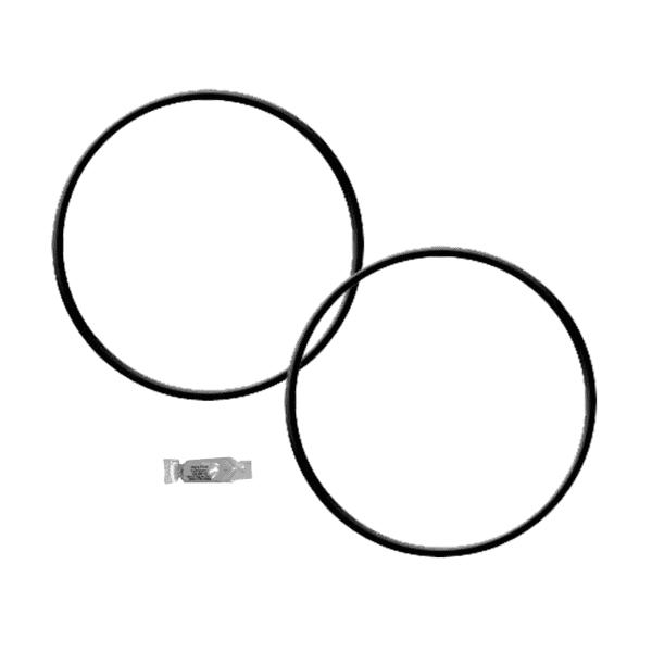 2 pack of o-rings for pre-filter