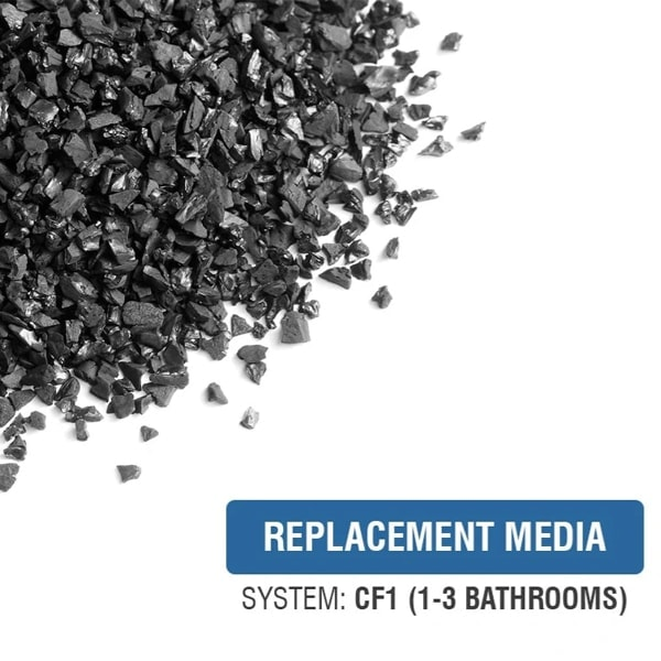 whole house filtration replacement media